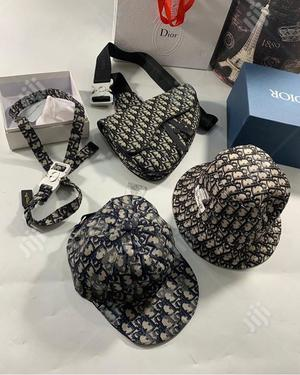 Dior Cap Bag And Belt Available As Seen Order Yours Now   Clothing Accessories for sale in Lagos State, Lagos Island (Eko)