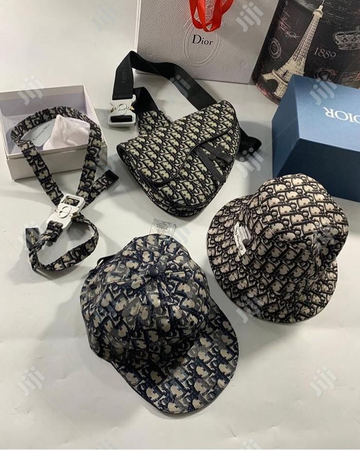 Dior Cap Bag And Belt Available As Seen Order Yours Now