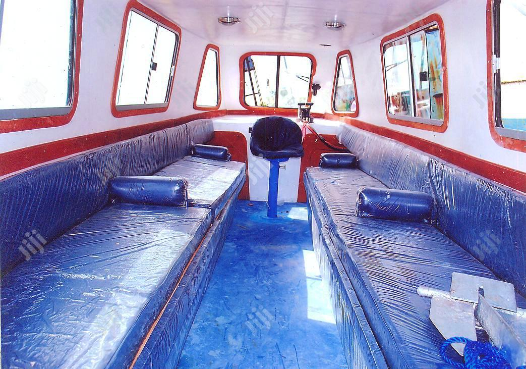Ambulance Boat Available For Sale