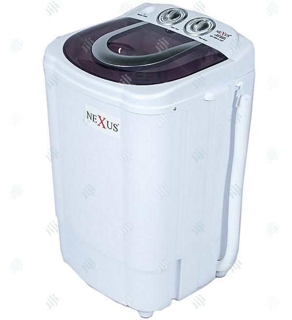 Nexus Washing Machine 4.5kg