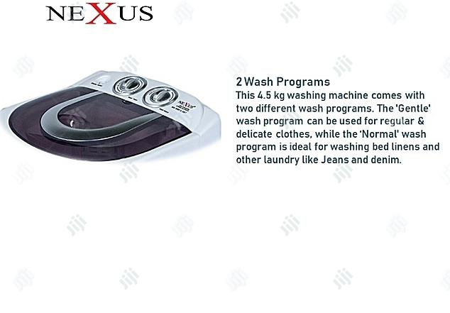 Nexus Washing Machine 4.5kg   Home Appliances for sale in Magodo, Lagos State, Nigeria