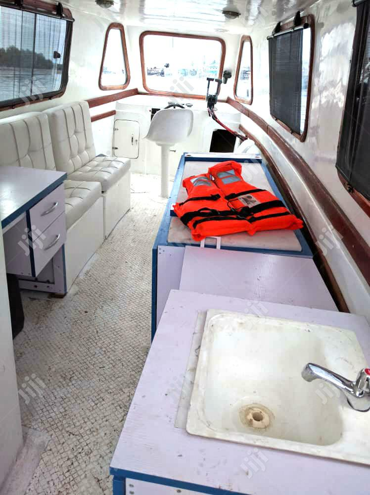 Ambulance Boat Available For Sale | Watercraft & Boats for sale in Amuwo-Odofin, Lagos State, Nigeria