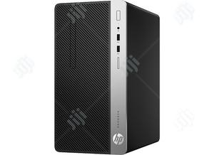 New Desktop Computer HP ProDesk 400 G4 4GB Intel Core I5 HDD 1T | Laptops & Computers for sale in Lagos State, Ikeja