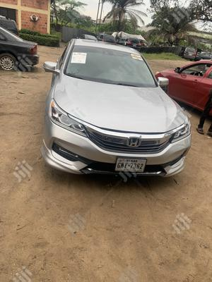 Honda Accord 2016 Silver | Cars for sale in Lagos State, Surulere