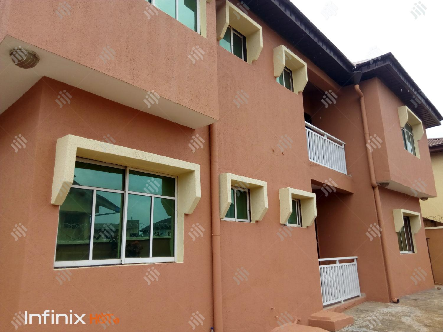 Tasteful Finished 3 Bedroom Flat For Rent At Meiran, Alagbado, Lagos