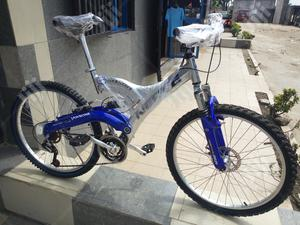 Nerve Big Suspension Sport Bicycle | Sports Equipment for sale in Rivers State, Port-Harcourt