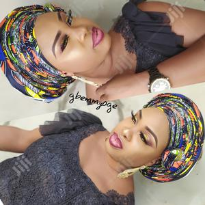 Professional Makeup And Gele Tying For All Occasion   Health & Beauty Services for sale in Lagos State, Ikeja