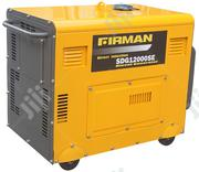 Brand New Firman SDG12000SE Diesel 8.4kva | Electrical Equipment for sale in Lagos State