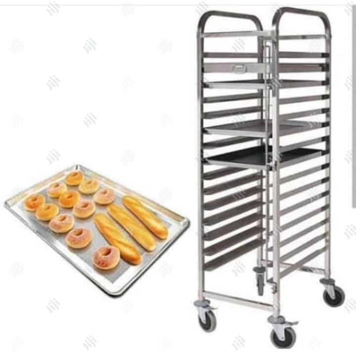 Bread Trolley