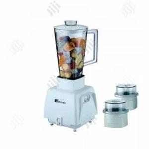 Saisho 3 in 1 Blender   Kitchen Appliances for sale in Oyo State, Ido