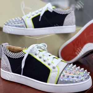 Christian Louboutin Red Bottom Sneakers Available   Shoes for sale in Lagos State, Ikeja
