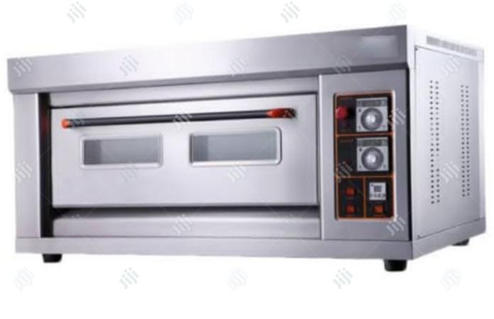 Gas Oven 1 Door 2trays
