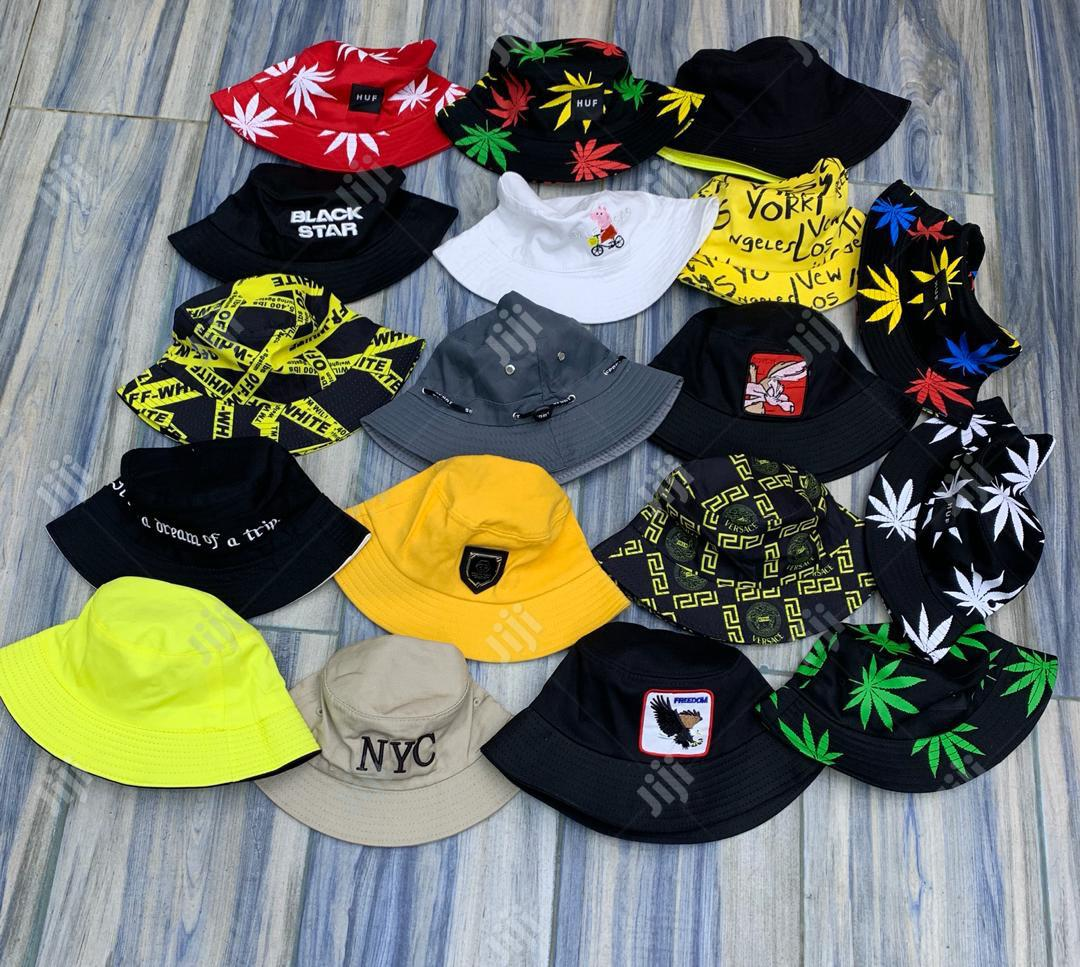 Designers Bucket Hat Caps Available