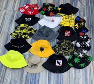 Designers Bucket Hat Caps Available | Clothing Accessories for sale in Lagos State, Surulere