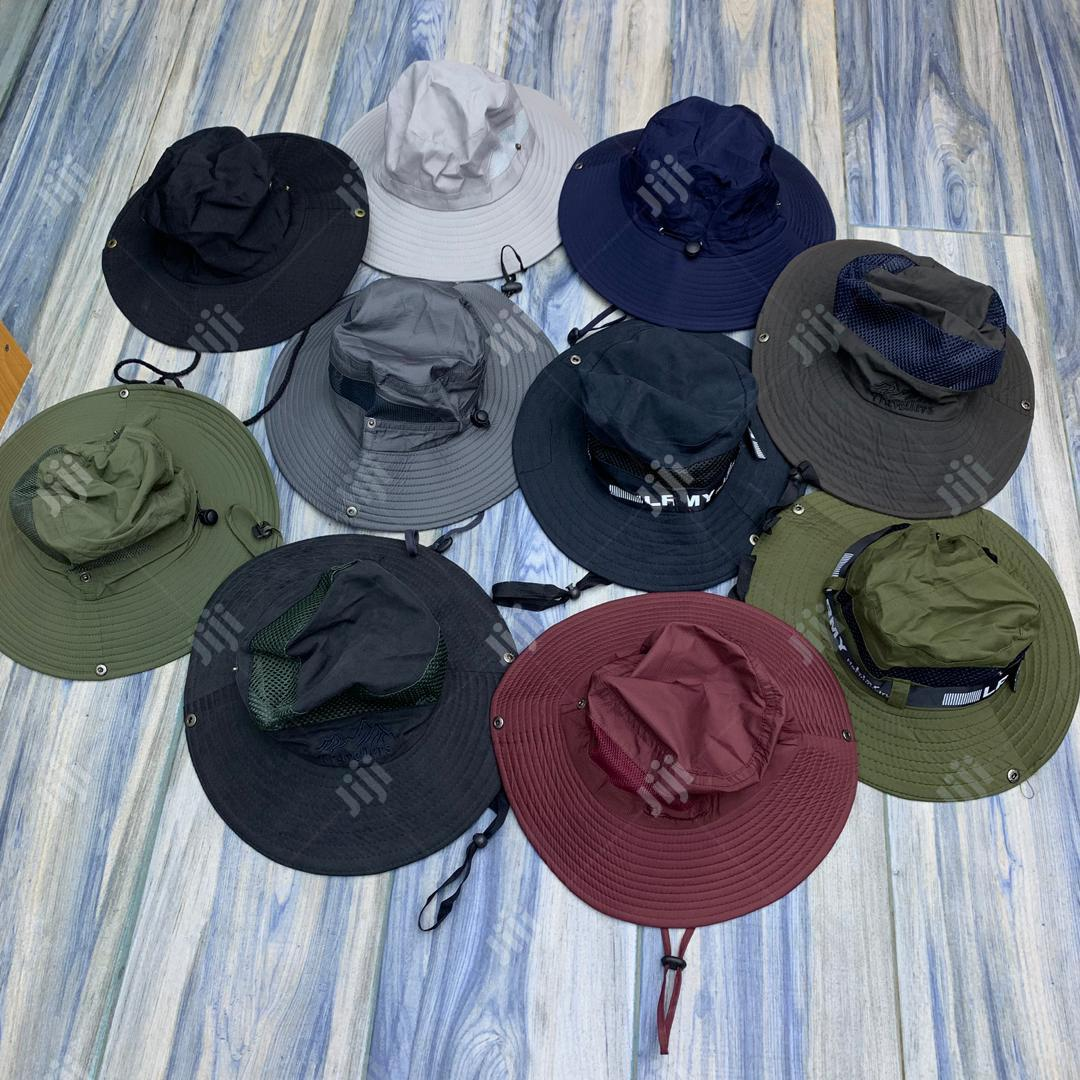 Designers Bucket Hat Caps Available | Clothing Accessories for sale in Surulere, Lagos State, Nigeria