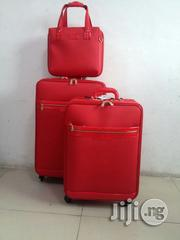 LV Red Luggage   Bags for sale in Lagos State