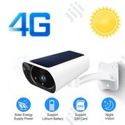 4G Solar Powered 1080P Outdoor IP Camera For Smartphone Viewing | Security & Surveillance for sale in Lagos State, Ikeja