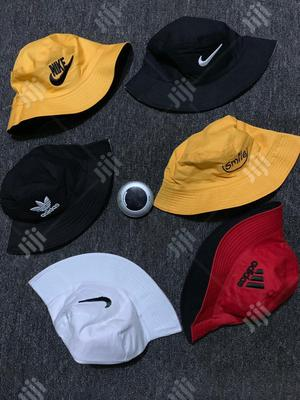 Designers Bucket Hat Cap Available | Clothing Accessories for sale in Lagos State, Surulere