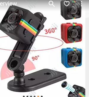 SQ11 Mini DV Camera Night Vision HD Hidden Camera Motion Detection | Security & Surveillance for sale in Lagos State, Ikeja