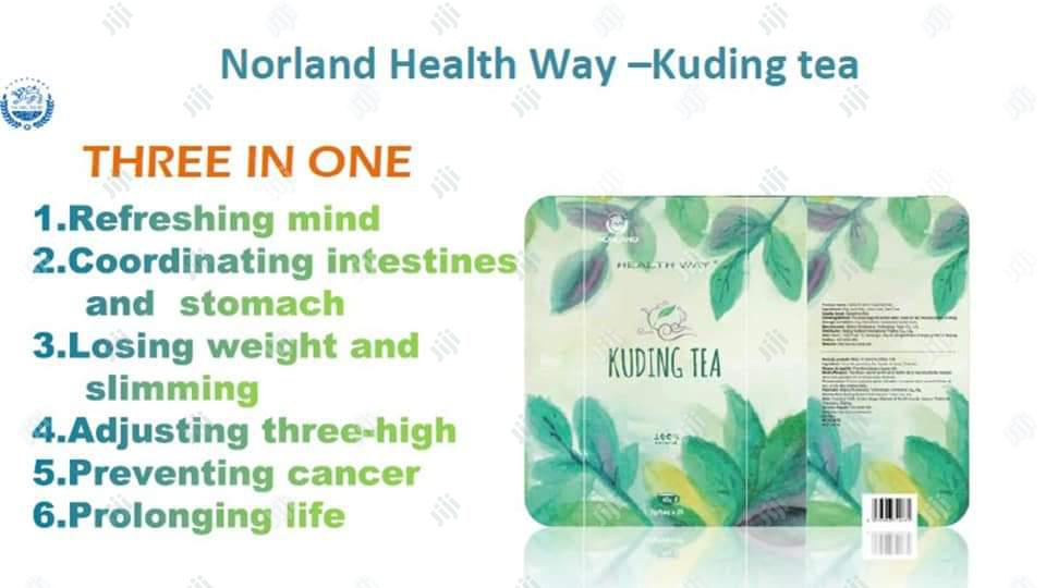 Archive: Norland Anti Oxidant Kuding Tea