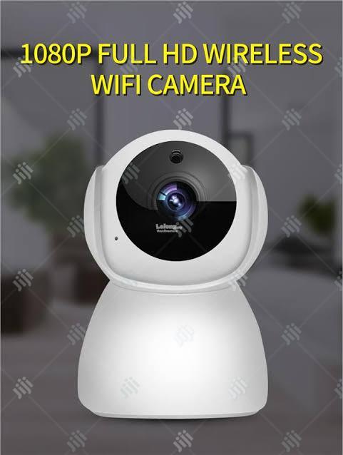 V380 Snowman 2mp Pan/Tilt Wireless Wifi Smart IP Camera | Security & Surveillance for sale in Ikeja, Lagos State, Nigeria