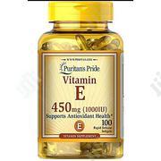 Puritan's Pride Vitamin E - 450MG(1000 IU) | Vitamins & Supplements for sale in Lagos State