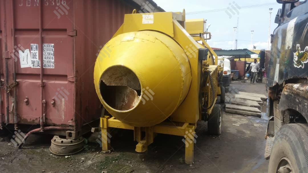 Tokunbo Concrete Mixer Three Bags Capacity | Electrical Equipment for sale in Apapa, Lagos State, Nigeria