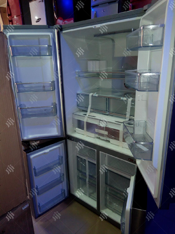 MIDEA Four(4) Doors Refrigerator | Kitchen Appliances for sale in Ikoyi, Lagos State, Nigeria