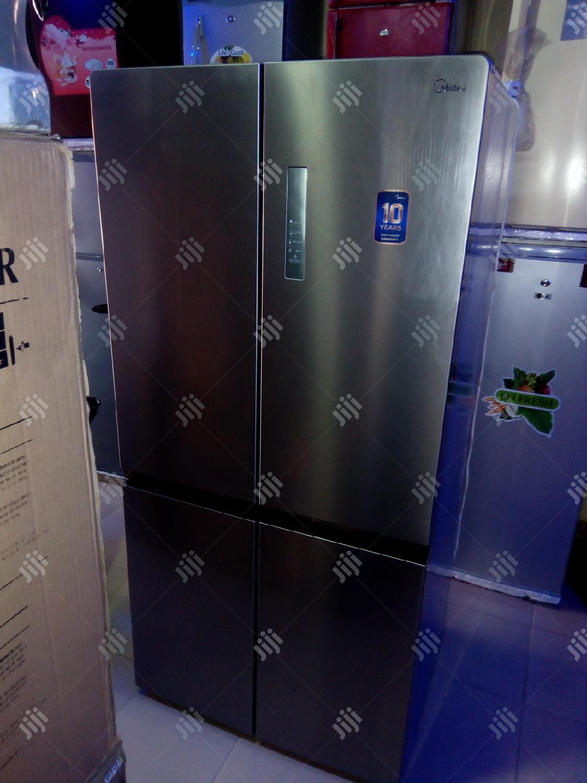 MIDEA Four(4) Doors Refrigerator