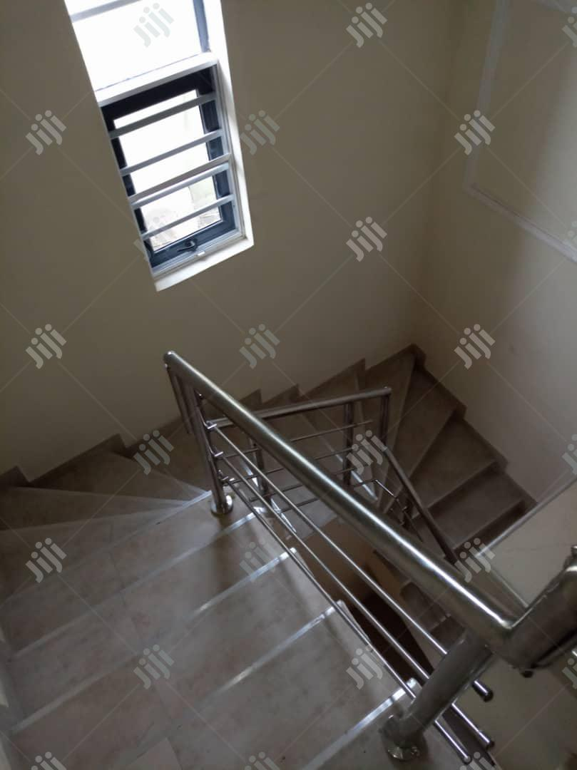 Archive: Exotically Finished 5 Bedroom Detachd Duplex In G.R.A Magodo Phase 1