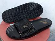 Burberry Men's Slides   Shoes for sale in Lagos State, Lagos Island