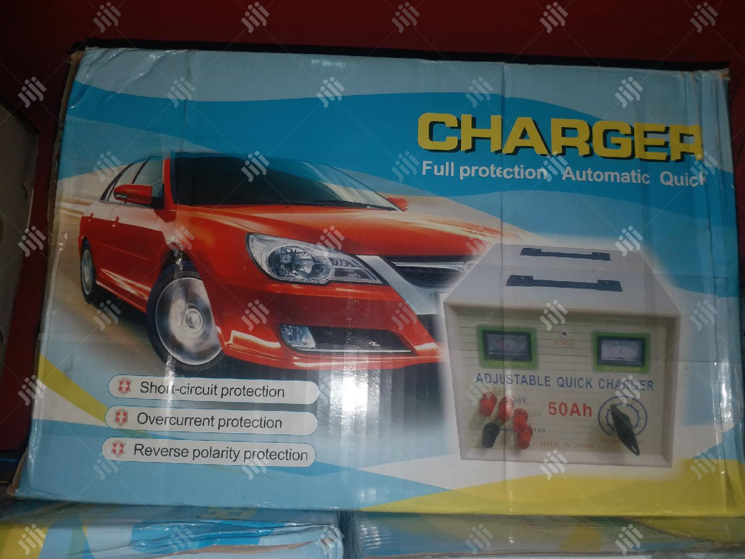 Battery Charger Automatic
