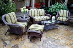 Quality Rattan Sofa And Table For Outdoor Relaxation | Furniture for sale in Abia State, Aba North