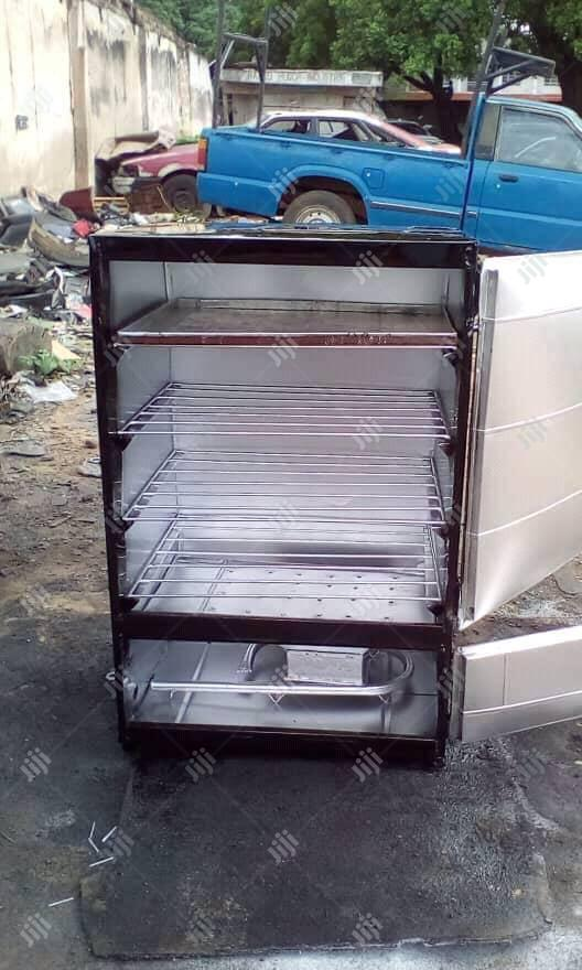 Easytech Enterprise Charcoal And Gas Oven | Industrial Ovens for sale in Badagry, Lagos State, Nigeria