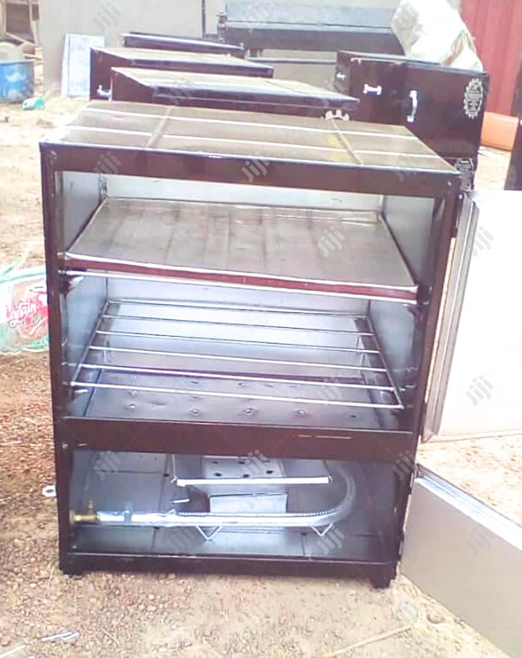 Easytech Enterprise Charcoal And Gas Oven | Industrial Ovens for sale in Ilorin West, Kwara State, Nigeria