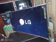 """✓ ORIGINAL LG """"65""""Inch Curved 4K Smart Android Internet TV + WI-FI 