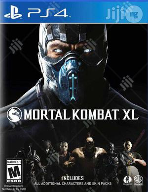 Ps4 Mortal Kombart XL | Video Games for sale in Lagos State, Ikeja