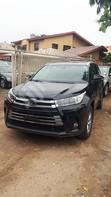 Toyota Highlander 2018 XLE 4x4 V6 (3.5L 6cyl 8A) Red | Cars for sale in Surulere, Lagos State, Nigeria