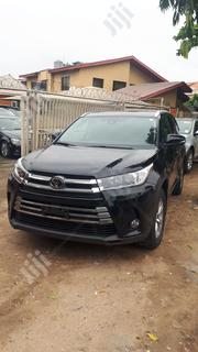 Toyota Highlander 2018 XLE 4x4 V6 (3.5L 6cyl 8A) Red   Cars for sale in Lagos State, Surulere