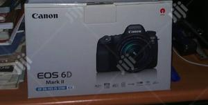 Canon EOS 6D Mark II With Ef 24-105mm Is Stm Lens Wifi | Photo & Video Cameras for sale in Lagos State, Ojo