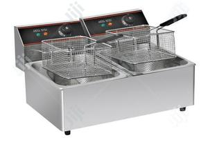 Electric Deep Fryer Double Baskets   Restaurant & Catering Equipment for sale in Lagos State, Ojo
