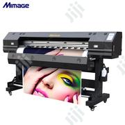 Brand New 6ft/1.8m MIMAGE Eco Solvent Large Format Machine | Printing Equipment for sale in Lagos State, Ikeja