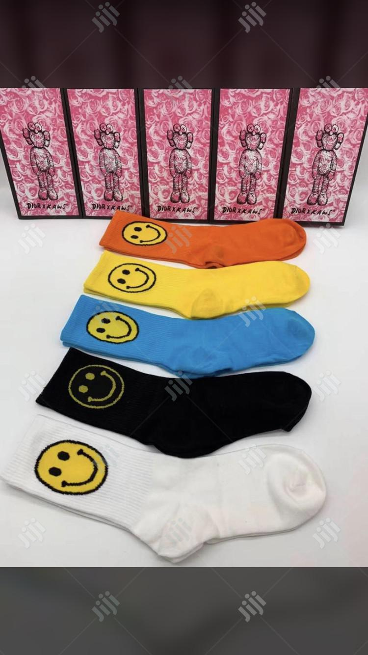 Original Dior Socks Available | Clothing Accessories for sale in Ajah, Lagos State, Nigeria
