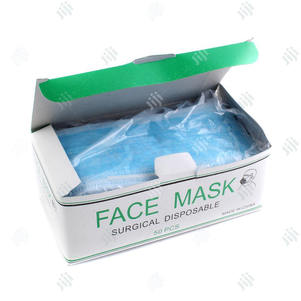 Disposable Surgical Face Mask/ Nose Mask