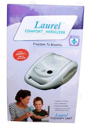 Laurel Comfort Nebulizer | Medical Supplies & Equipment for sale in Lagos State, Mushin