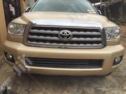 Toyota Sequoia 2011 Gold | Cars for sale in Lagos State, Ikeja
