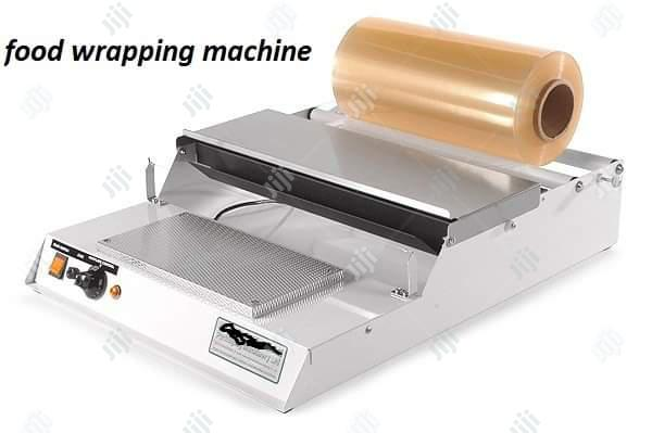Archive: Food Wrapping Machine
