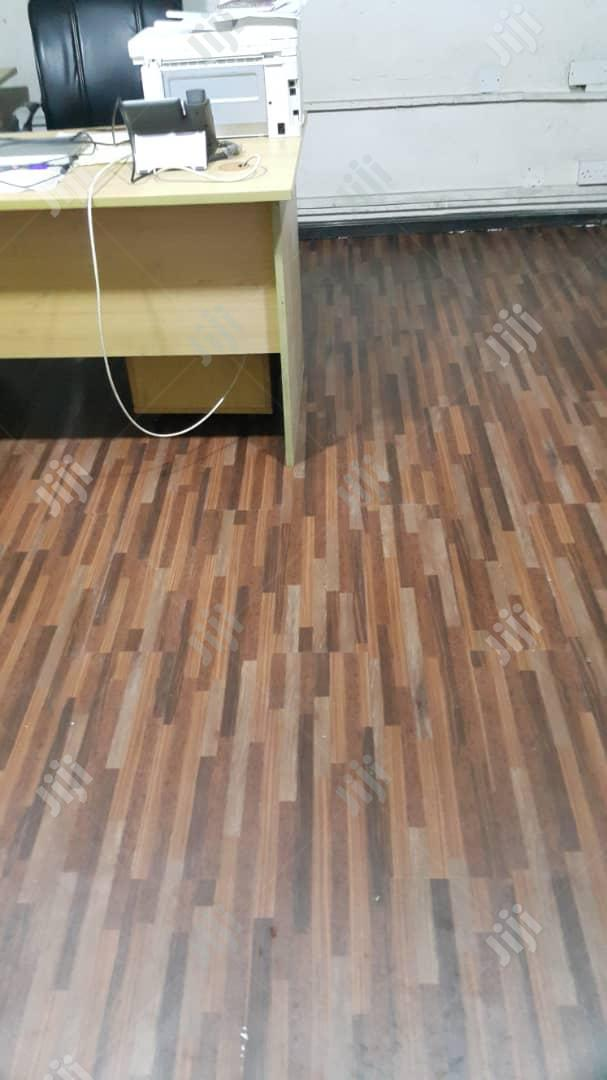 Wooden Floor Tiles Laminated Vynil | Building Materials for sale in Oshimili South, Delta State, Nigeria