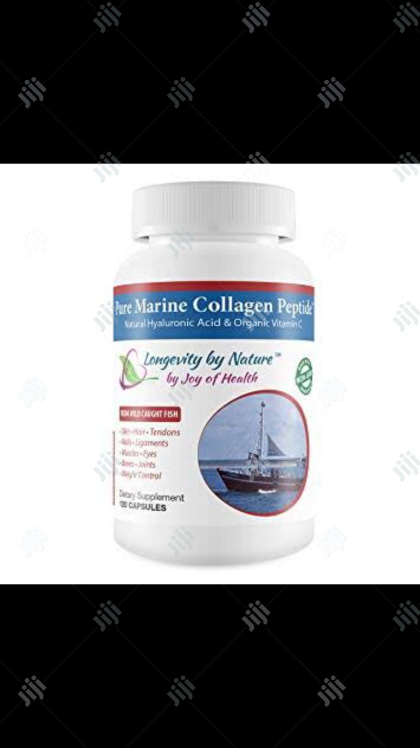 Pure Marine Collagen 120 Capsules