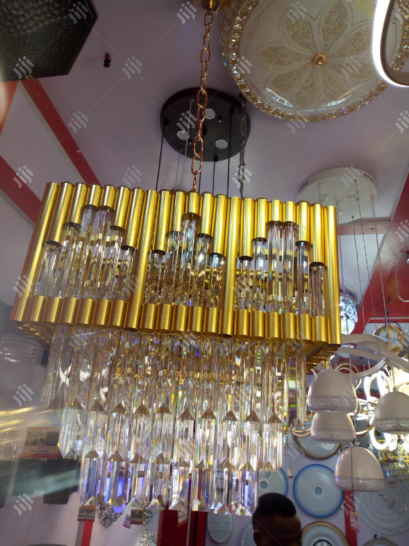 New Design Cristal Chandelier